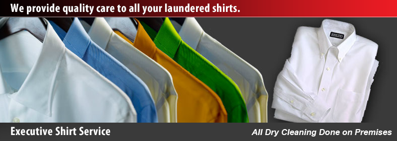 Executive Shirt Dry Cleaning
