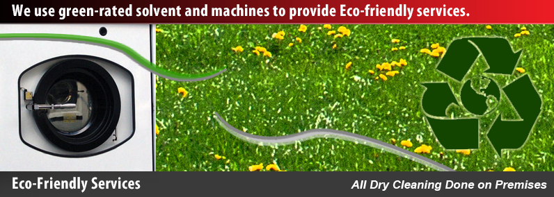 Eco-Friendly Laundry Services